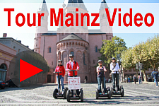 Segway Tour Mainz Video ansehen